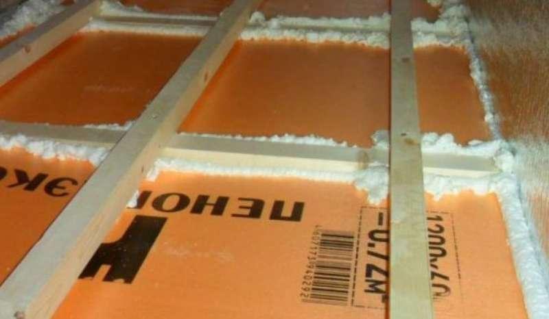 Утепление пола пеноплексом: под стяжку в деревянном доме, в квартире, на балконе и лоджии