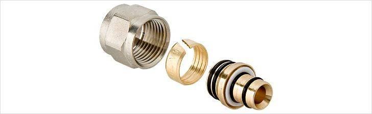 Фитинги для соединений различных конфигураций полипропиленовых труб