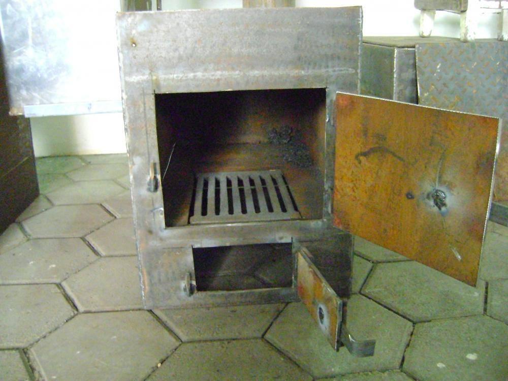 Выбор и установка колосника для печи
