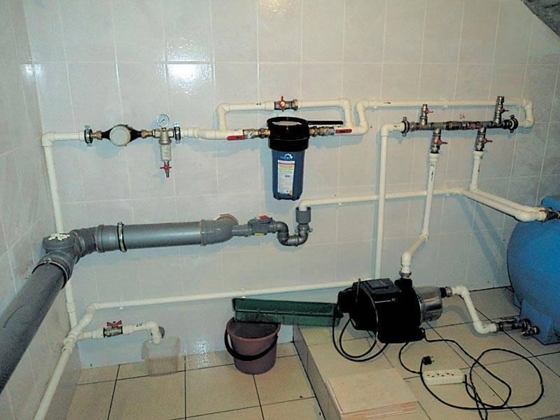 Заполнение системы отопления: закачка жидкости в закрытую и открытую схему, типы теплоносителей