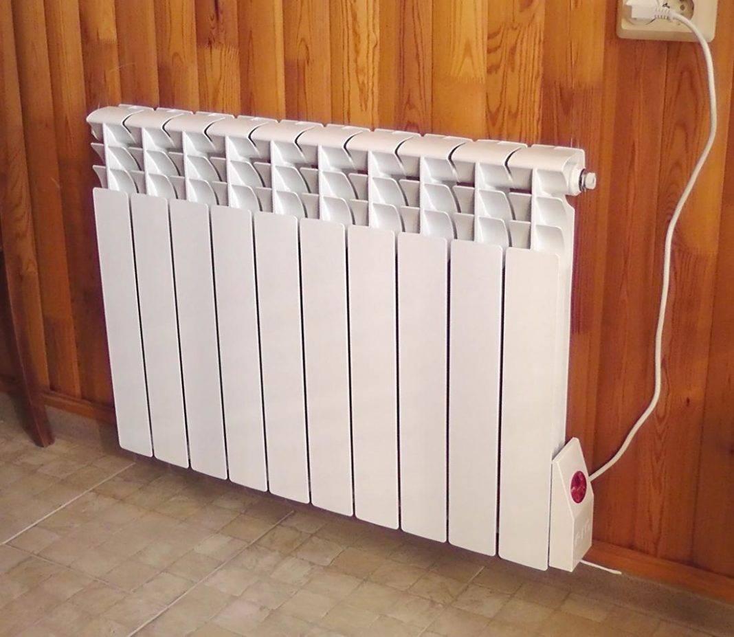 Электрический радиатор отопления: как выбрать и какой лучше