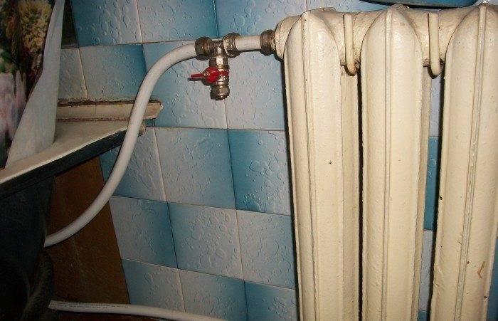 Как выгнать воздушную пробку из системы отопления частного дома?