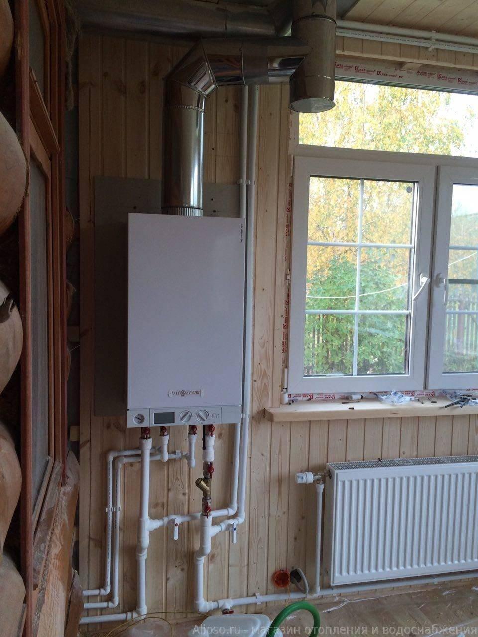 Газовые котлы, как установить и подключить газовый котел, правила установки газовых котлов