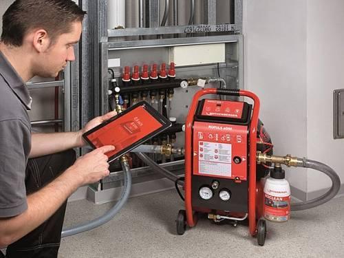 Промывочный компрессор буча к сделать своими руками. промывочный компрессор буча-к. методы очистки системы отопления