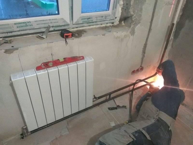 Как перекрыть отопление в квартире – варианты и способы