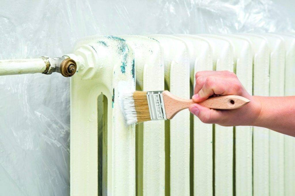 Краска для труб отопления: чем красить, какой краской покрасить отопительные трубы, какая лучше и без запаха