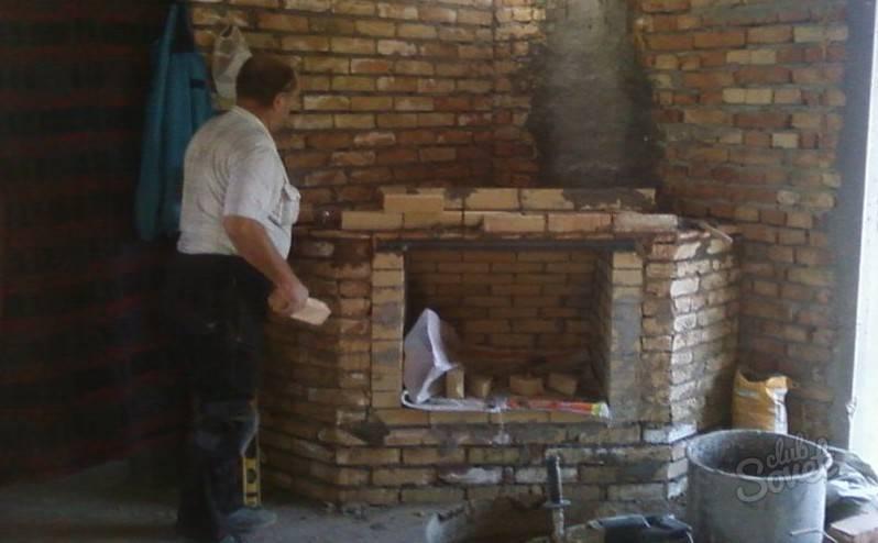 Как сделать камин в частном доме своими руками — детали и поэтапная инструкция, фото и чертежи