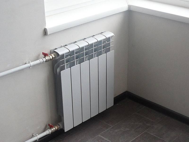 Когда лучше менять батареи отопления в квартире — офремонт