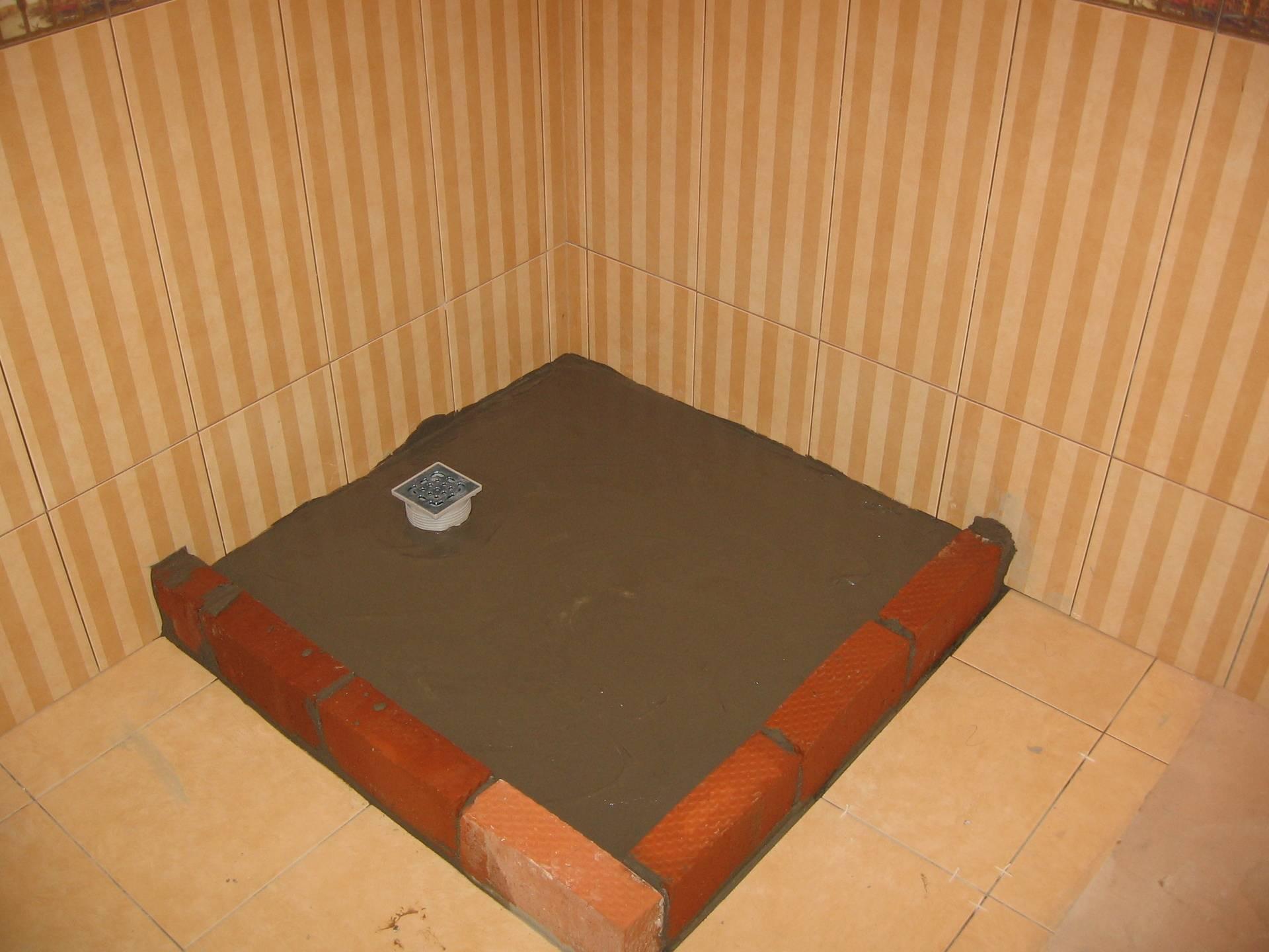 Установка душевой кабины в частном деревянном доме своими руками (инструкция)