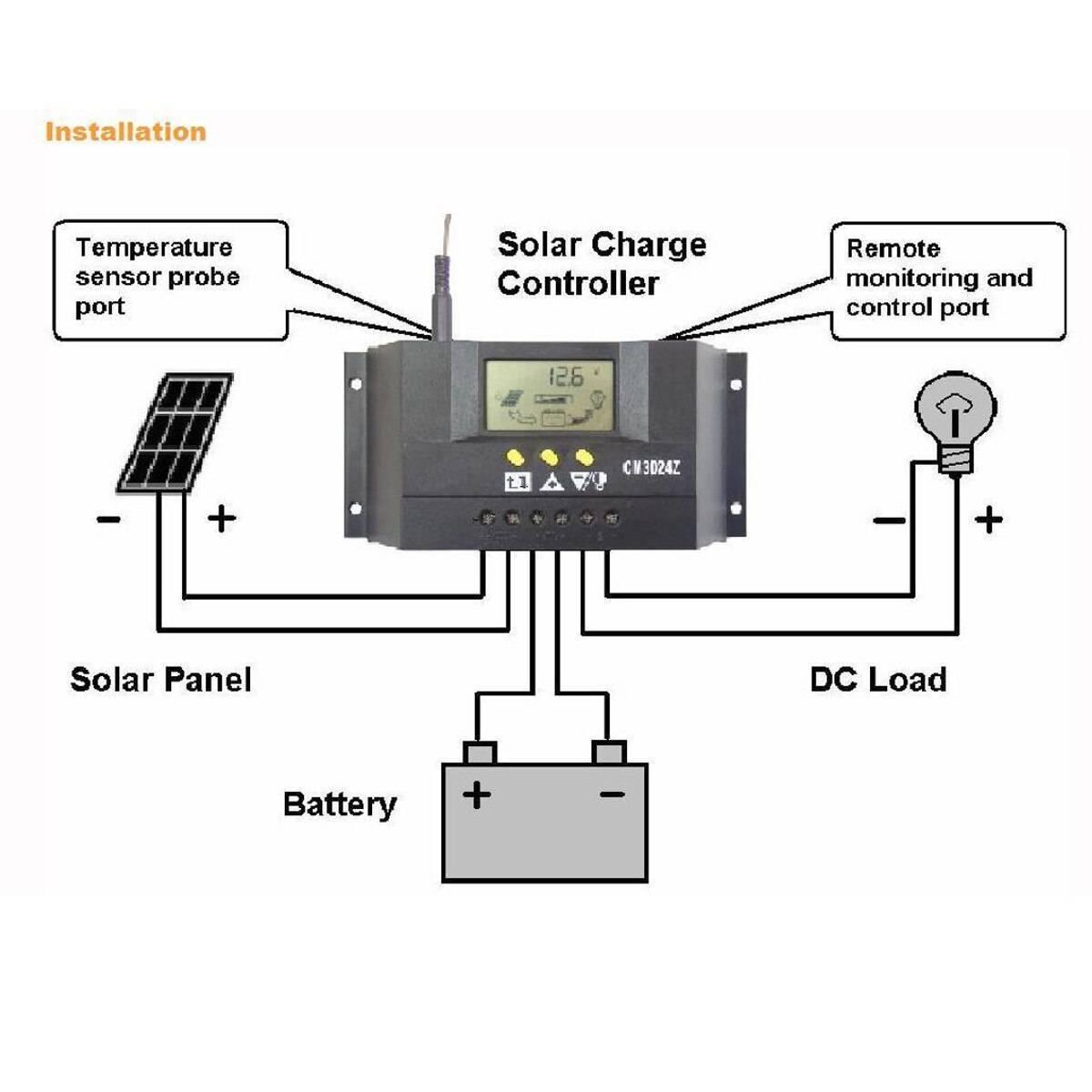 Контроллер для солнечной батареи: как выбрать и сделать своими руками