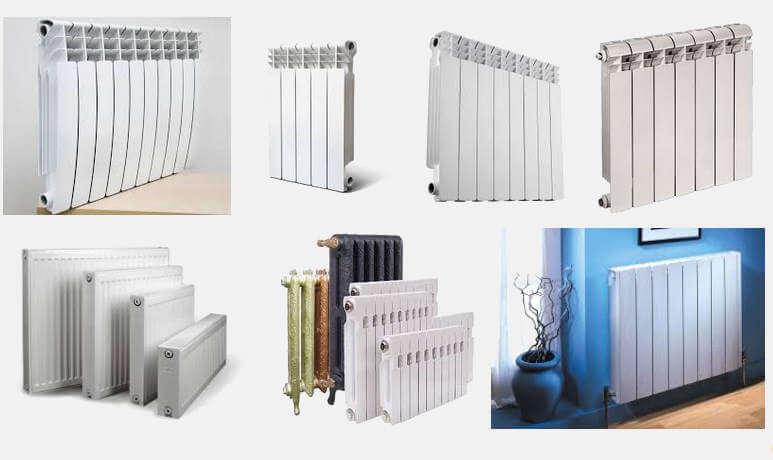 Радиаторы отопления: виды, преимущества и недостатки