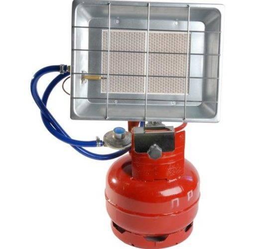 Каталитический газовый обогреватель — обзор и характеристики