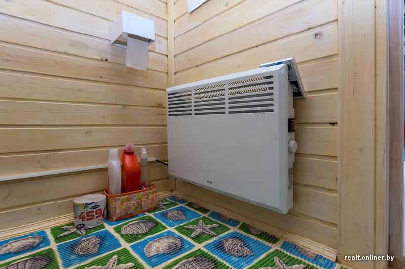 Отопление для дачи