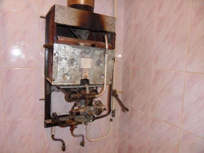 Мастер-класс: ремонт газового крана в советской колонке - rmnt - медиаплатформа миртесен