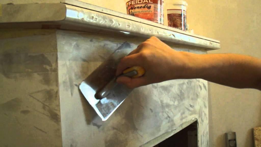 Чем и как штукатурить печь, чтобы она не трескалась + видео