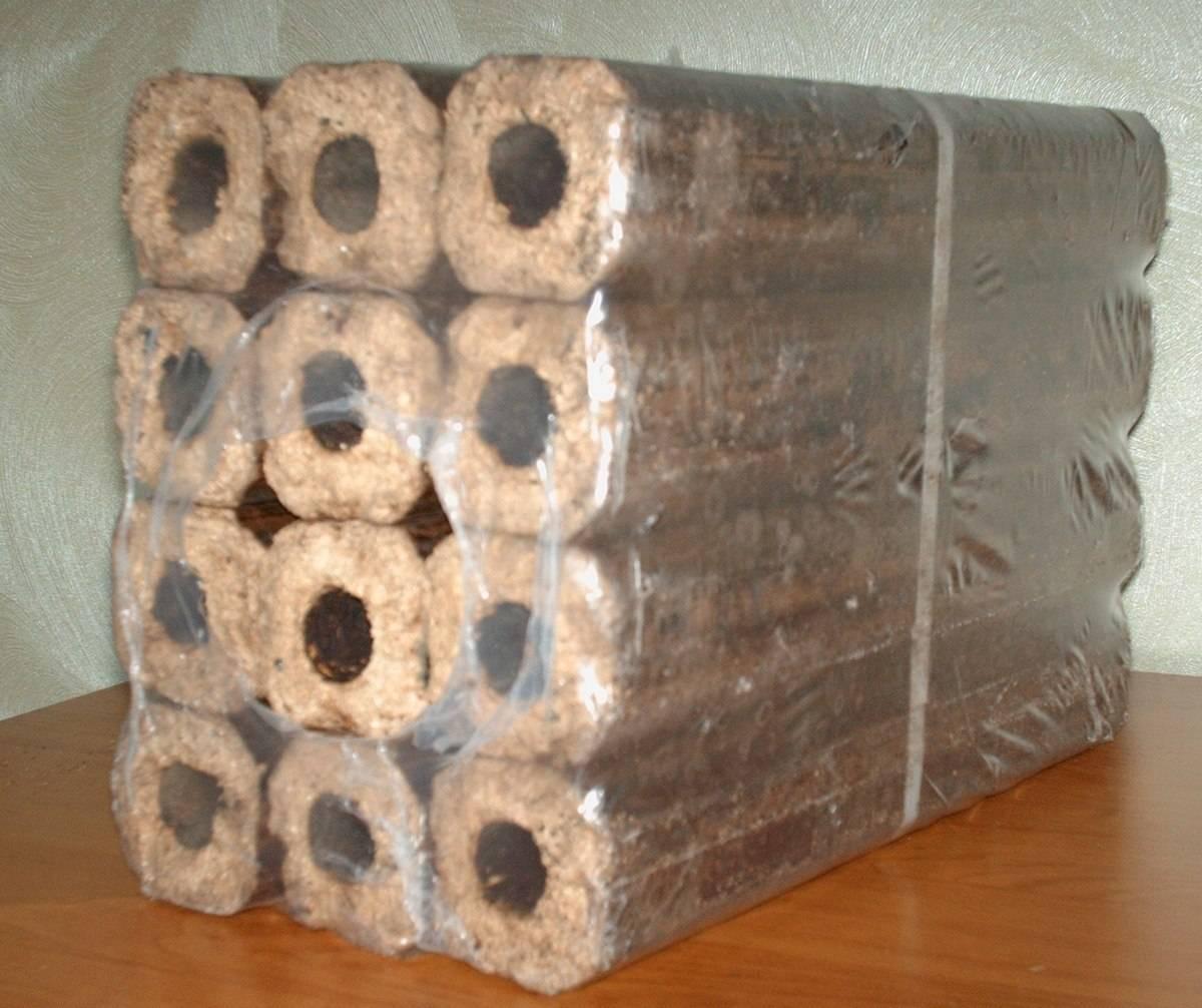 О технологии брикетирования угля в домашних условиях