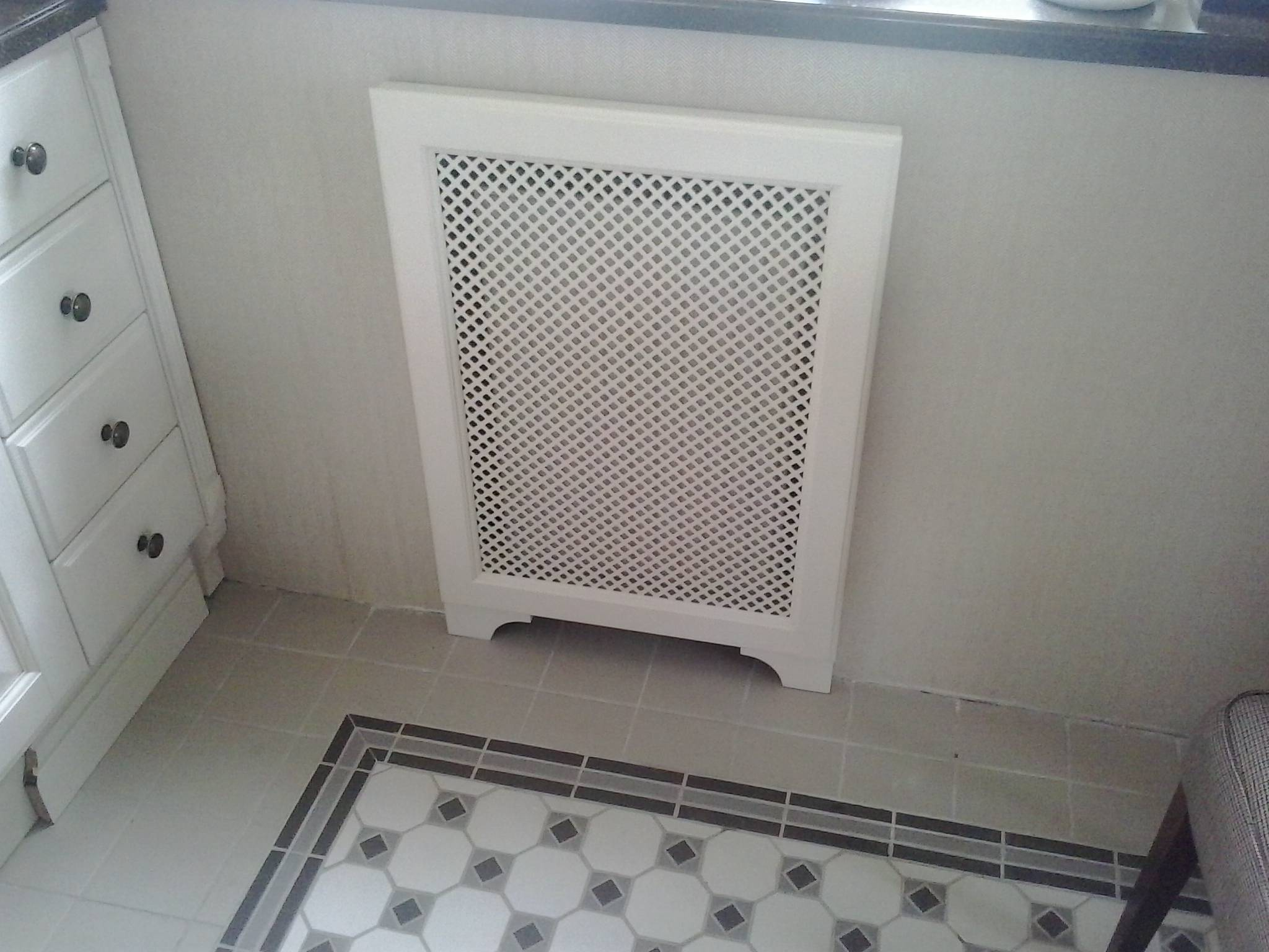 Декоративные щелевые решетки для вентиляции