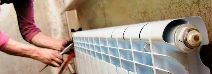Ремонт алюминиевых радиаторов отопления своими руками: как отремонтировать батареи?