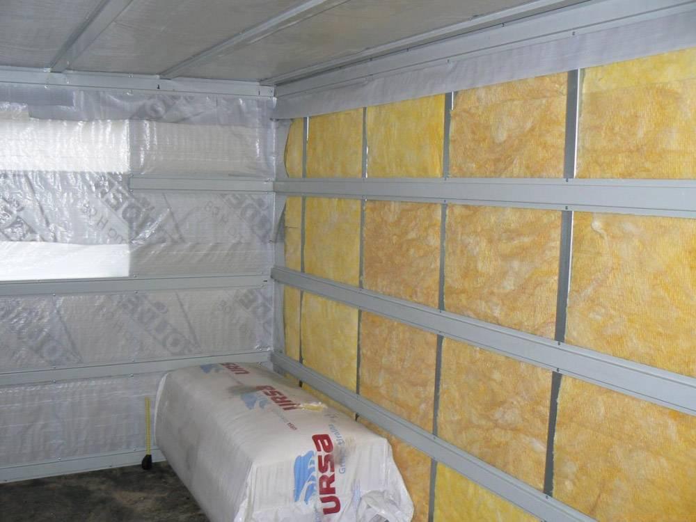 Утеплить стену в квартире изнутри