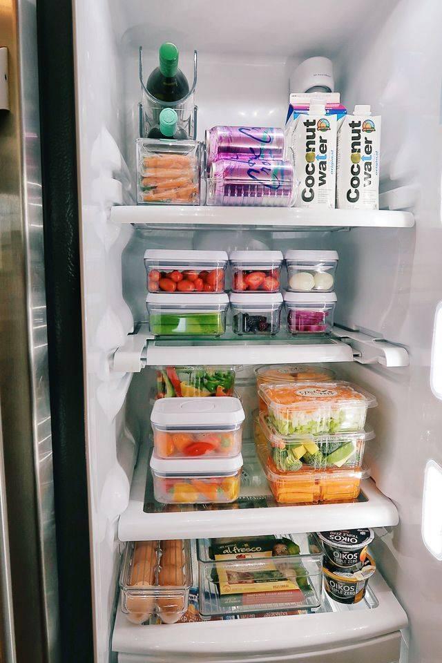 Как организовать свой холодильник, чтобы надолго сохранить свежесть продуктов?