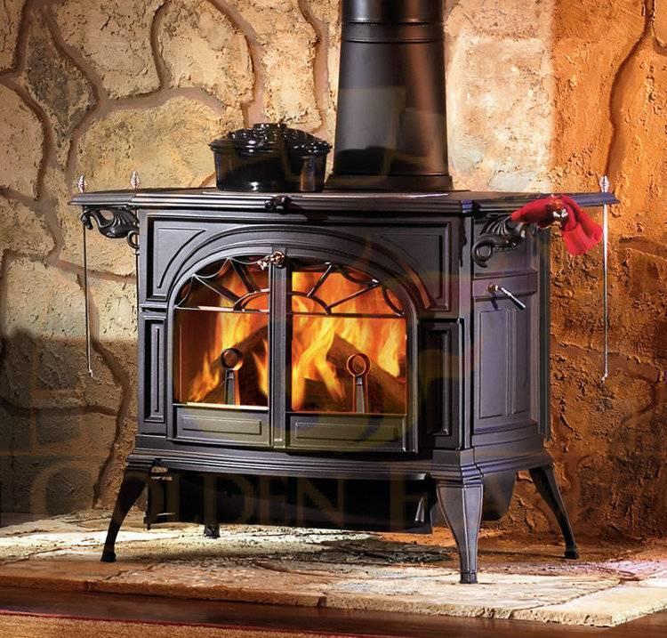 Печь на угле и дровах — сделать своими руками или купить заводскую модель?