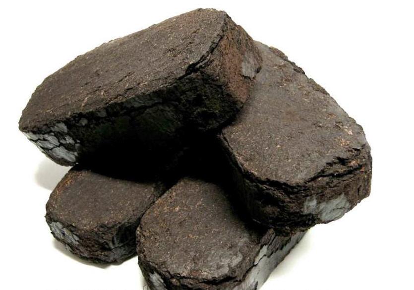 Топливные брикеты древесные и торфяные, из подсолнечника и угля