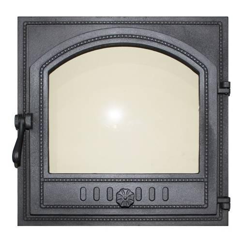 Какие стеклянные дверцы для камина лучше выбрать – разновидности, преимущества и недостатки дверей со стеклом