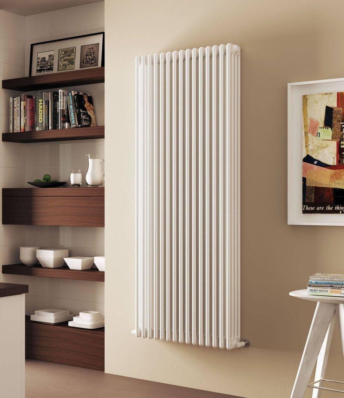 Радиаторы отопления: 105 фото стильных классических и современных моделей