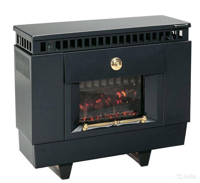 Газовый камин для дома - лучшее отопление