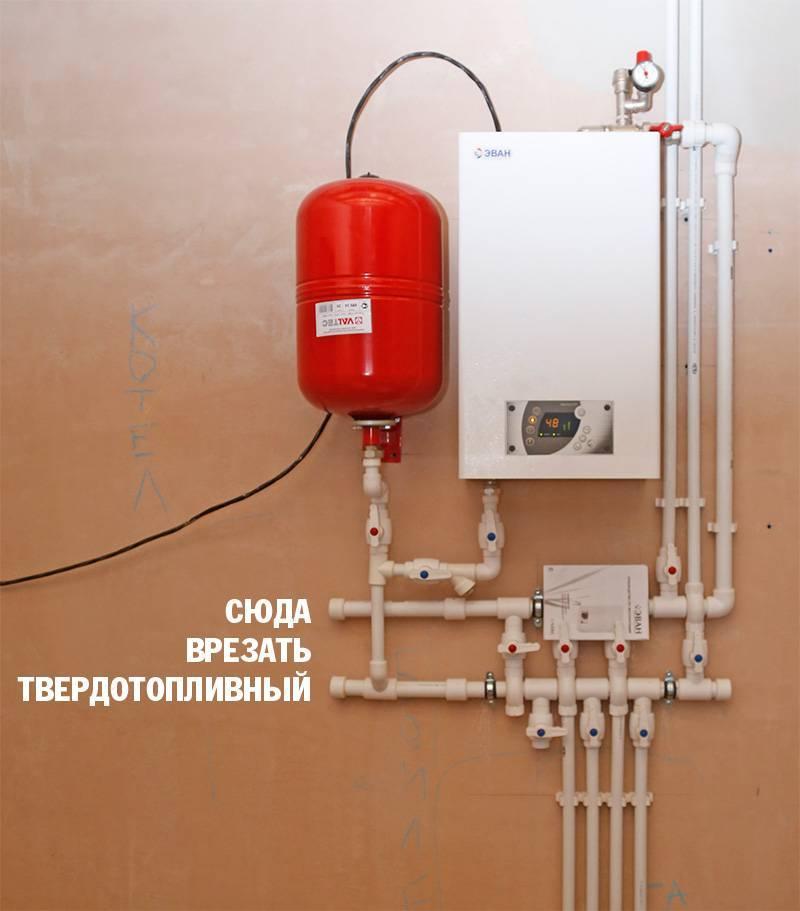 Обвязка электрического котла отопления: важный этап