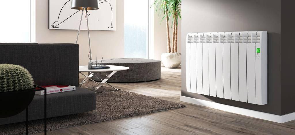 Электрическая батарея отопления: настенные варианты приборов с их плюсами и минусами