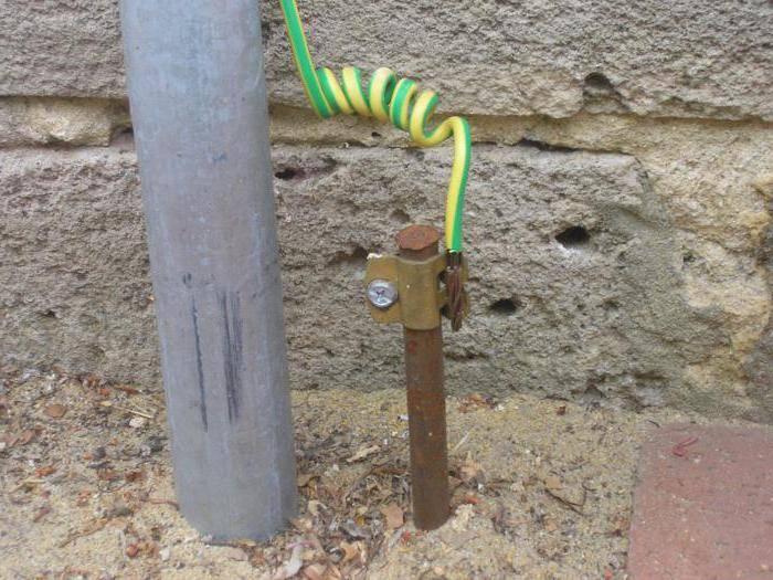 Два способа безопасного монтажа заземления газового котла своими руками