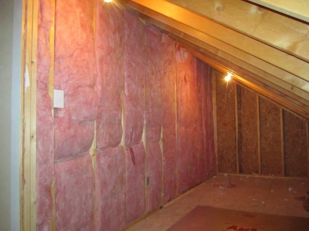 Утеплитель для стен дома снаружи дома: материалы и их монтаж