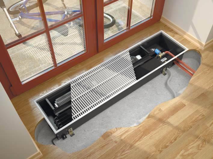 Чем радиатор отопления отличается от конвектора? | в чем разница