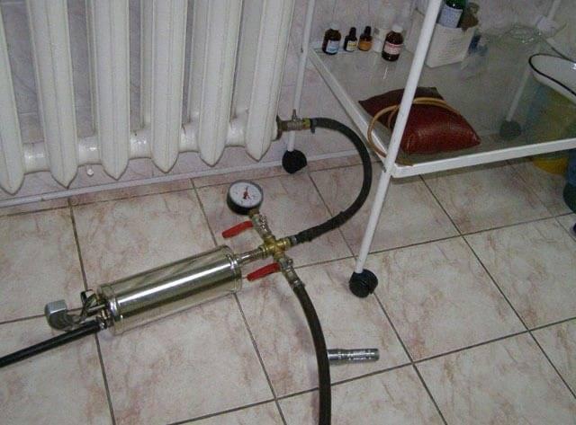 Подготовка системы отопления к зиме