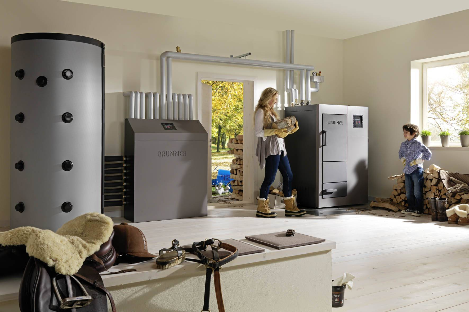 Отопительное оборудование   утепление дома