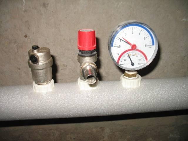 Рабочее давление в системе отопления частного дома: как создать давление воды в отопительной системе, на что влияет, как повысить