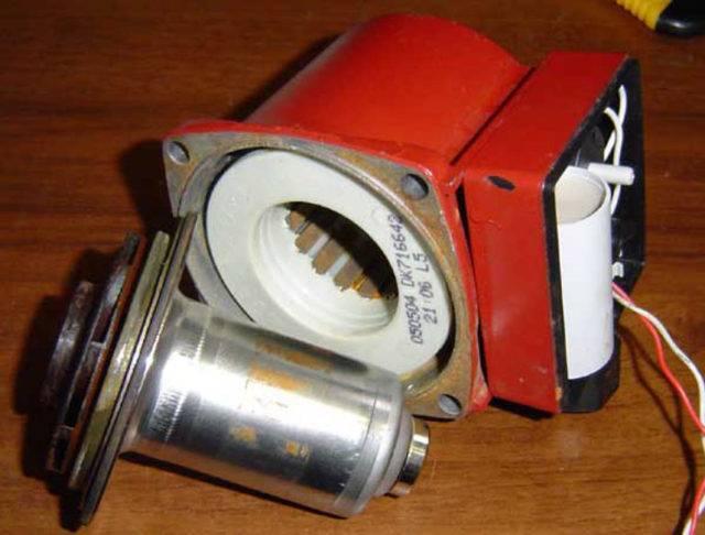 Насос циркуляционный для отопления: ремонт своими руками неисправностей, не работает, как почистить и отремонтировать устройство