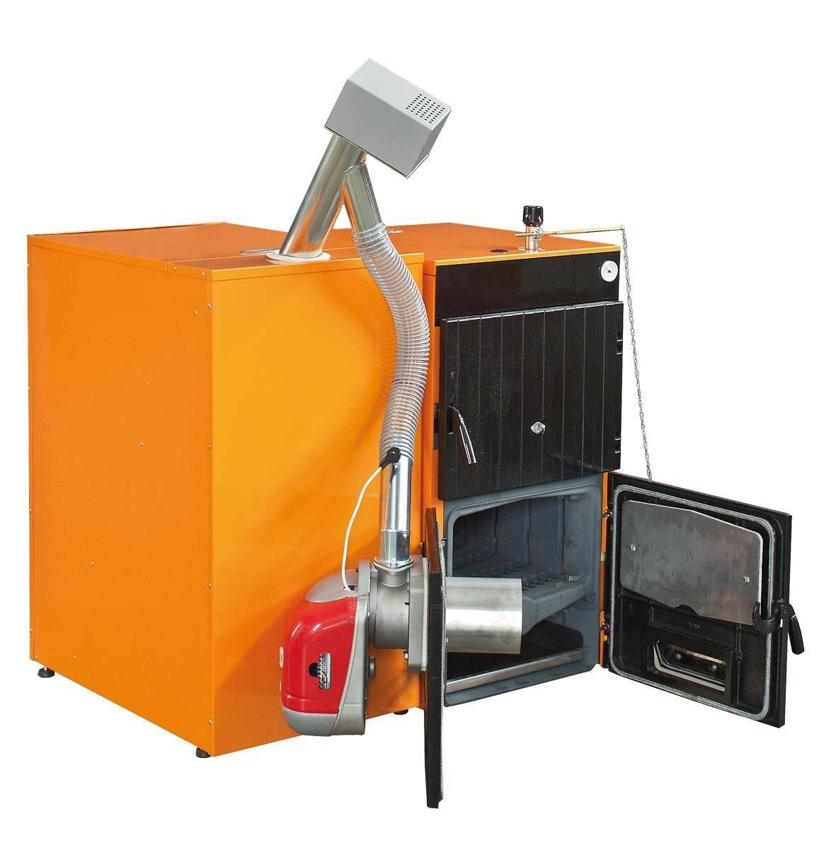 Установка твердотопливного котла: требования, порядок работ, оборудование | строй советы