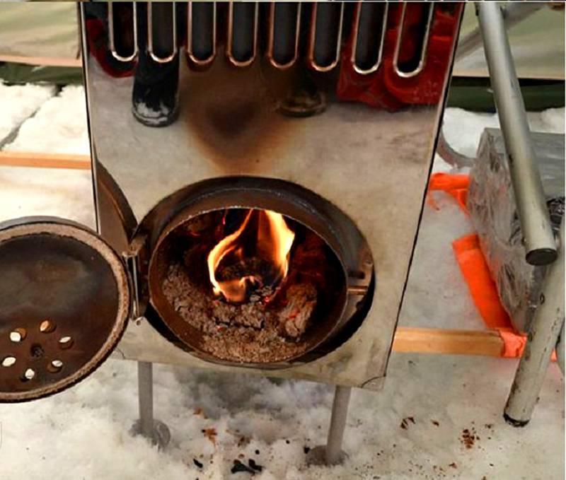 Чем хороша печь длительного горения – виды топлива, правила сборки своими руками