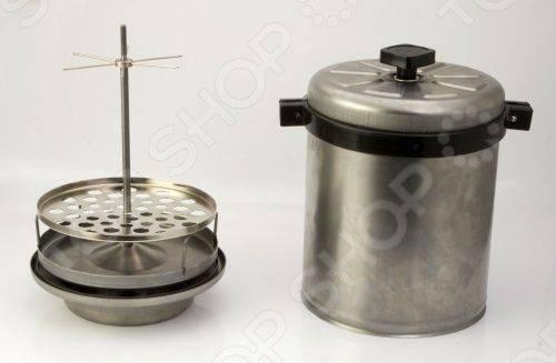 Разновидности домашних коптилен для газовой плиты