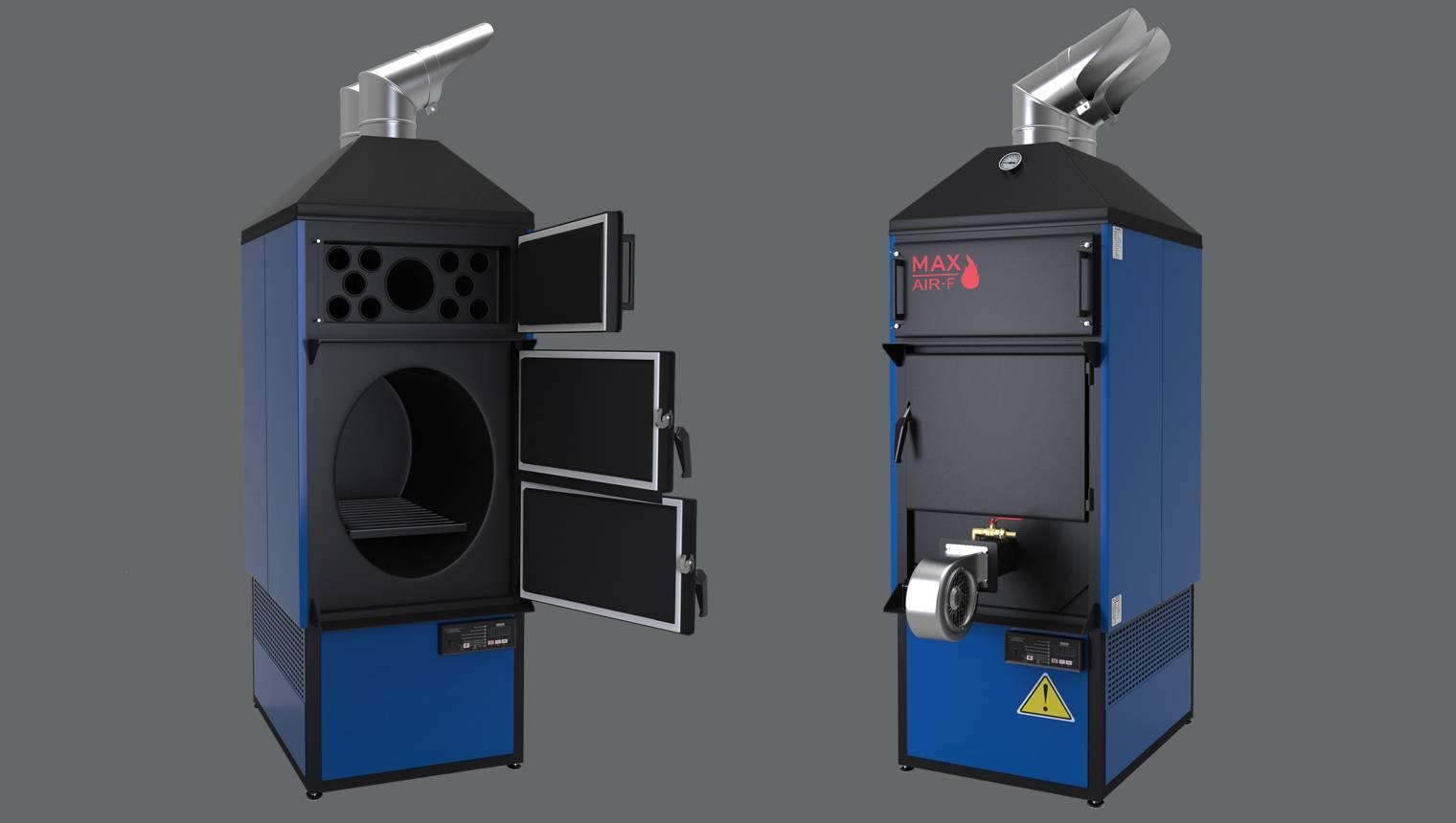 Системы воздушного отопления дома