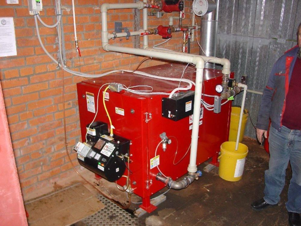 Дизельный котел отопления для частного дома на топливе: котельные и расход двухконтурного