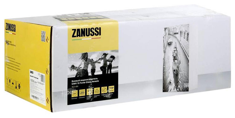 Газовая колонка zanussi: обзор моделей и цены.  газовые колонки zanussi: отзывы, устройство, технические характеристики