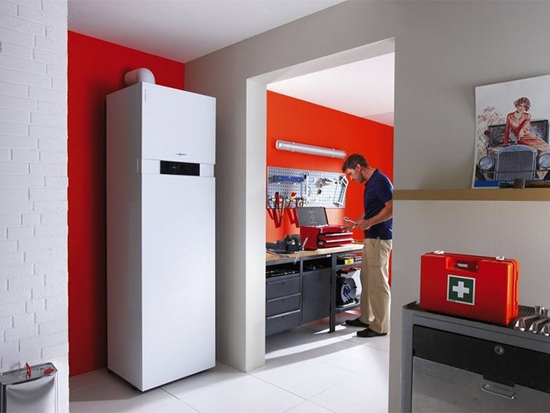 Котел для отопления частного дома комбинированный: универсальные отопительные котлы, многотопливные - виды