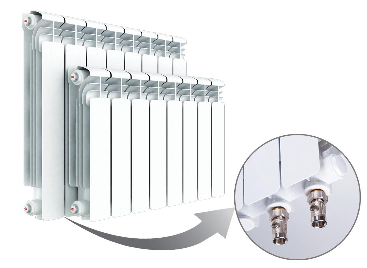 Рейтинг алюминиевых радиаторов отопления для частного дома и квартиры: как выбрать лучший