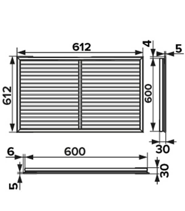 Декоративные экраны на батарею отопления: обзор видов решеток и установка своими руками