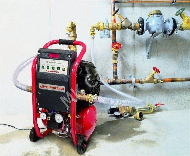 Особенности проведения промывки системы отопления: обзор лучших способов