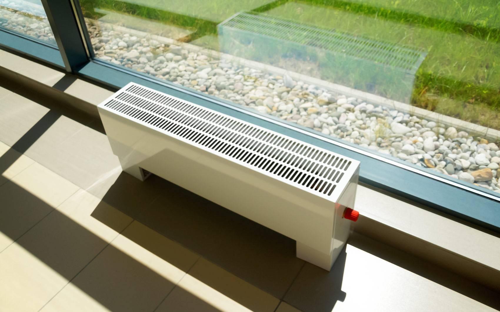 Какие бывают напольные водяные конвекторы отопления – виды, какой лучше выбрать