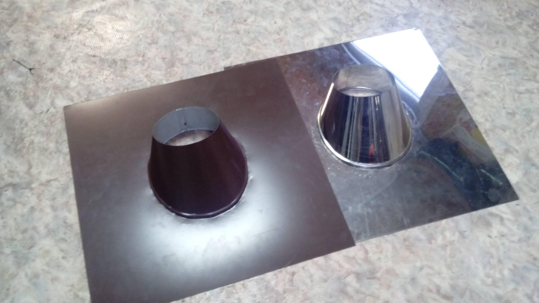 Мастер-флеш для дымохода преимущества, комплектация, особенности монтажа